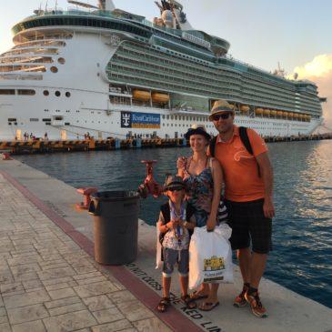 Muljeid Kariibi mere kruiisilt