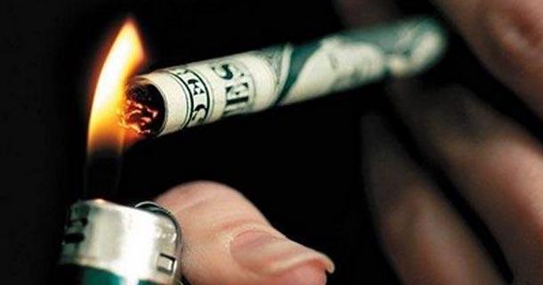 Suitsu abil pensionile!